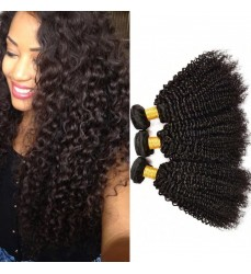 Virgin Brazilian Curly Hair for Black Women