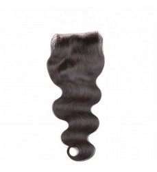 High Quality 4x4 Free Part Body Wave Lace Top Closure